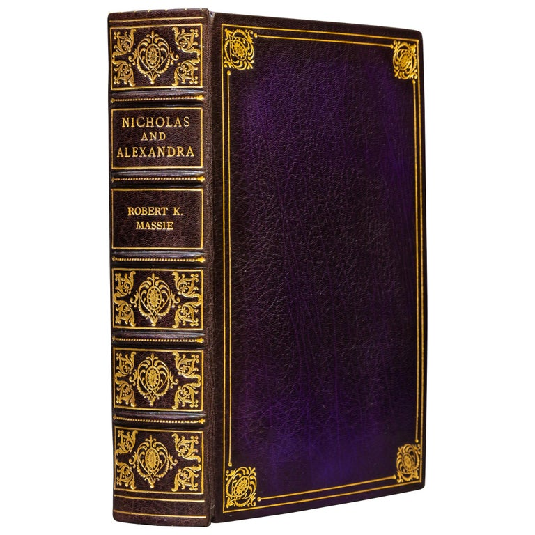 Robert K. Massie, Nicholas And Alexandra For Sale