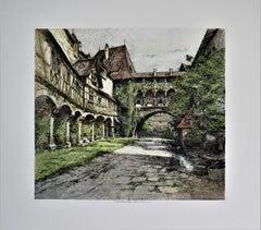 Kreuzenstein Courtyard, Austria