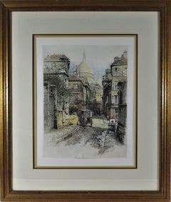Paris, Montmartre, Le Sacre Coeur