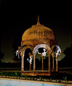"""""""India Spirits, Rajasthan, India,"""" performance photograph by Robert Kawika Sheer"""