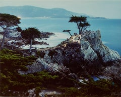 """Spirits Honoring the Lone Cypress No. 1,"" photograph by Robert Kawika Sheer"