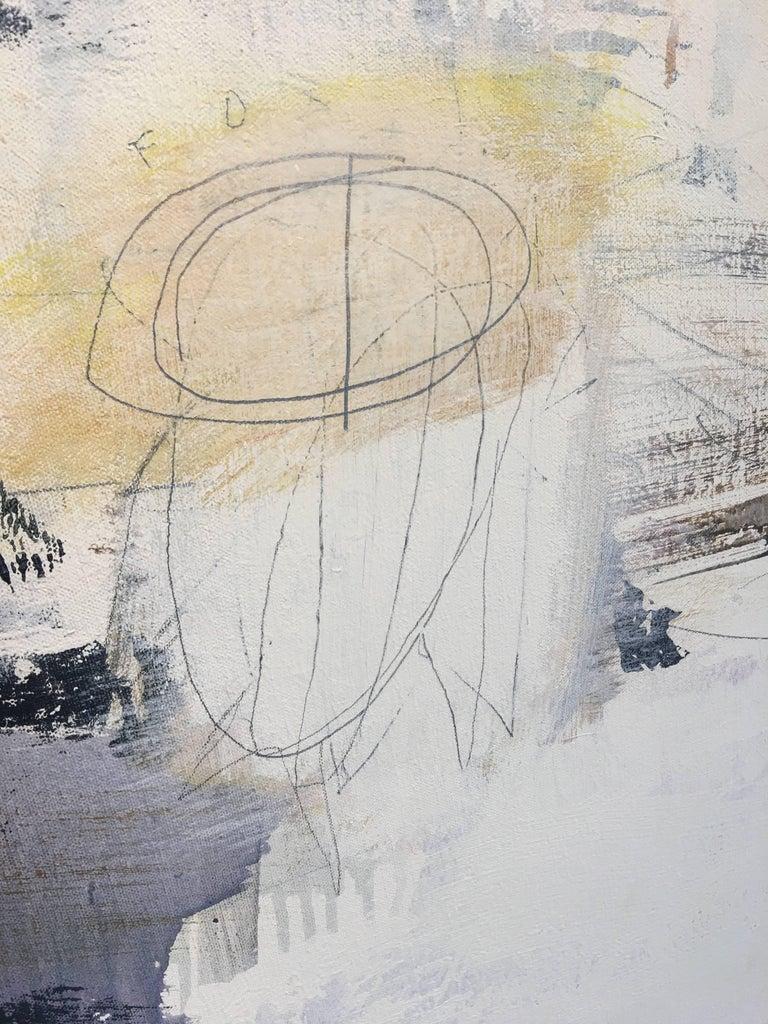 Robert Kingston Abstract Painting