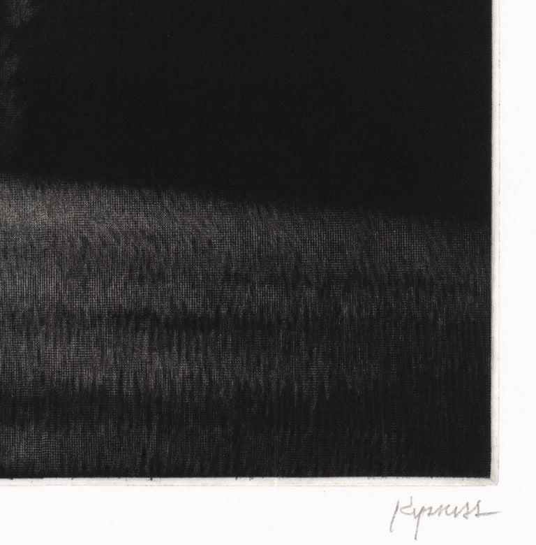 Evening II - Print by Robert Kipniss