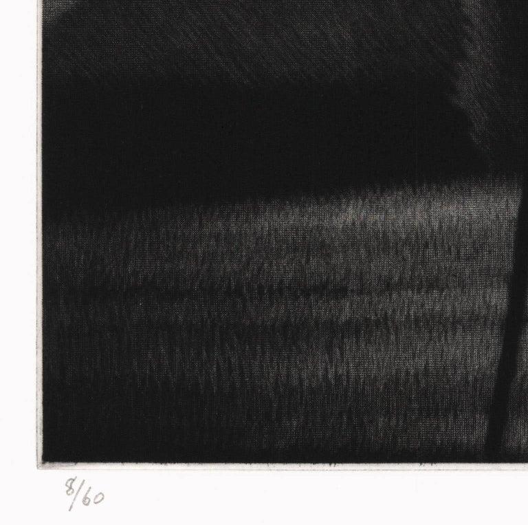 Evening II - Modern Print by Robert Kipniss