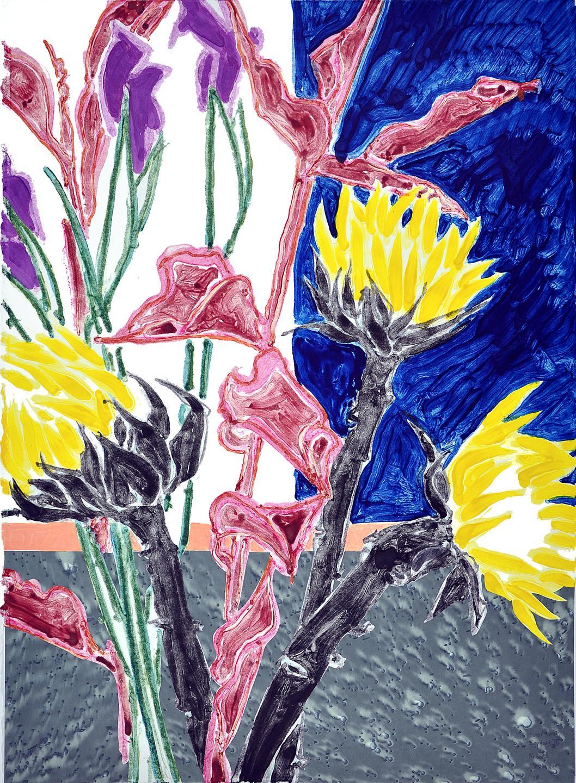 Sunflower Bouquet III