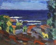 'Coastal Landscape', Salon d'Automne, Paris, Royal Danish Academy Expressionist