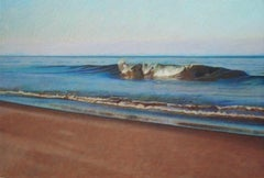 Delaware Wave, Painting, Oil on Canvas