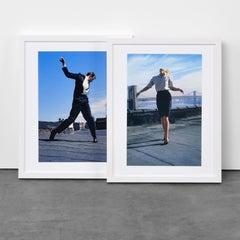 Cindy and Eric (portfolio) - Contemporary, 21st Century, Print, Edition