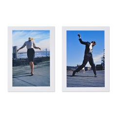 Cindy and Eric, Set of 2 Archival Pigment Prints, Contemporary Art, 21st Century