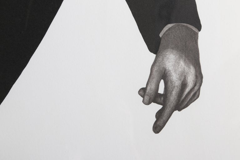 Max from Men in the Cities - Print by Robert Longo