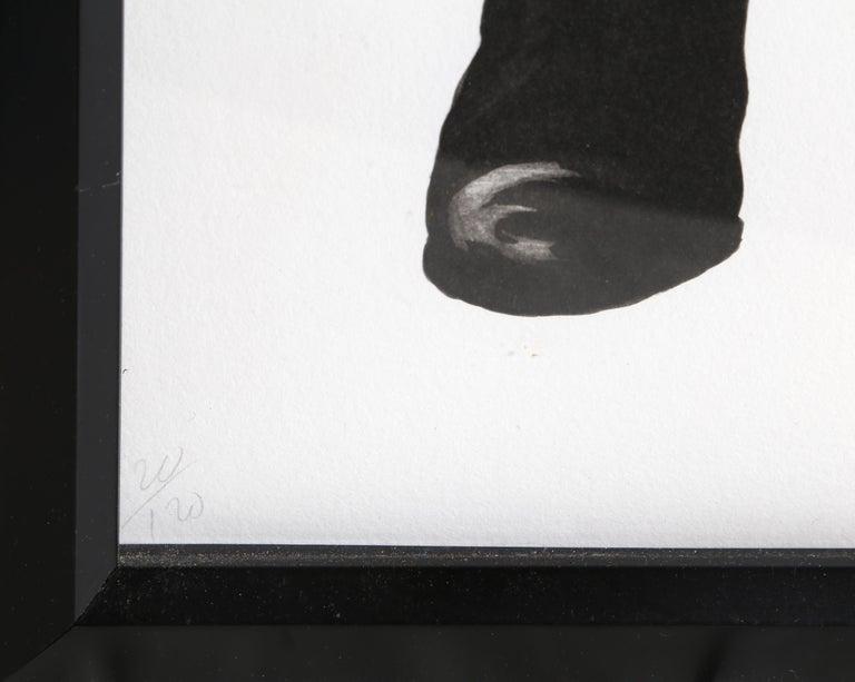Max from Men in the Cities - Pop Art Print by Robert Longo