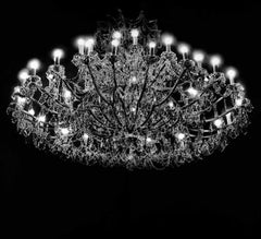 Robert Longo, Crystal Chandelier