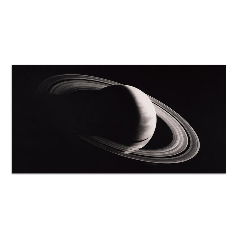 Robert Longo (American, born 1953) Saturn, 2014 Medium: Pigment print on paper Dimensions: 39.6 x 59.9 cm (15.5 x 23.5 in) Edition of 30: Hand signed and numbered Condition: Excellent
