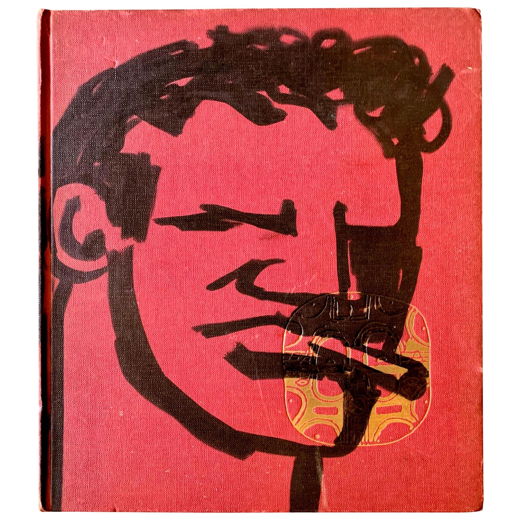 Robert Loughlin Original Drawing on a Book