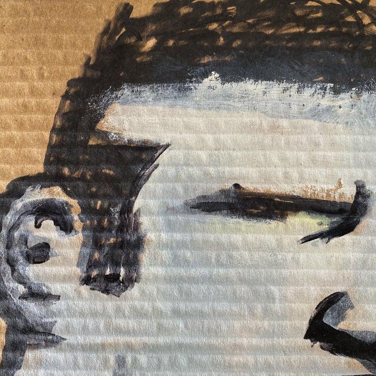 Modern Robert Loughlin Painting
