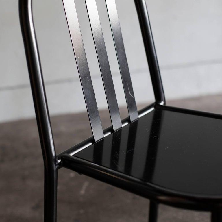 Mid-Century Modern Robert Mallet-Stevens Dining Chair For Sale