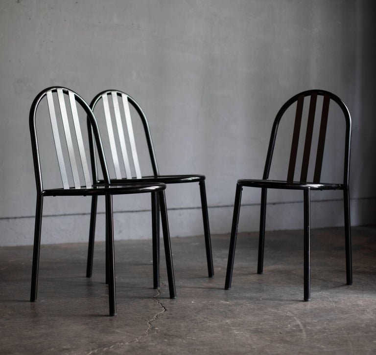 Robert Mallet-Stevens Dining Chair In Good Condition For Sale In Tokyo, JP