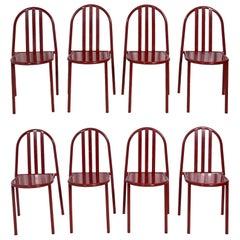 Robert Mallet Stevens Dining Chairs, Set of Eight