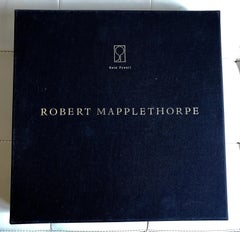 Calla Lily, Robert Mapplethorpe Service Plate