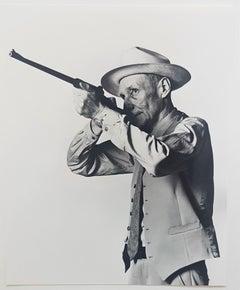 William S. Burroughs (Stamped)