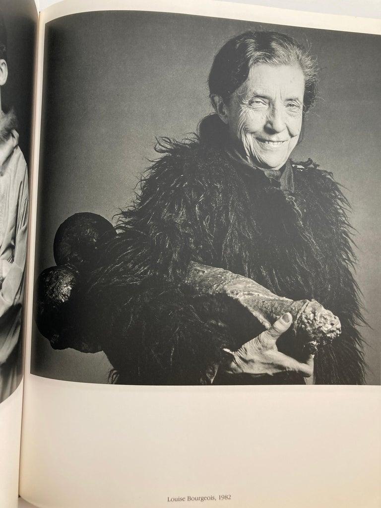 Robert Mapplethorpe Portraits Hardcover Book For Sale 3