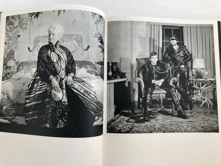Paper Robert Mapplethorpe Portraits Hardcover Book For Sale