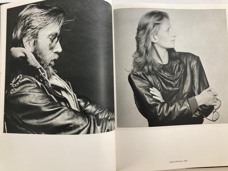 Robert Mapplethorpe Portraits Hardcover Book For Sale 1
