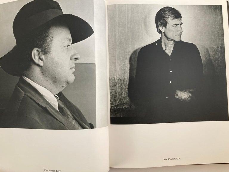 Robert Mapplethorpe Portraits Hardcover Book For Sale 2