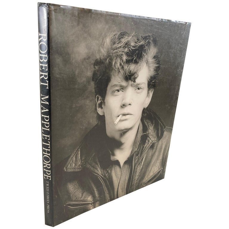 Robert Mapplethorpe Portraits Hardcover Book For Sale