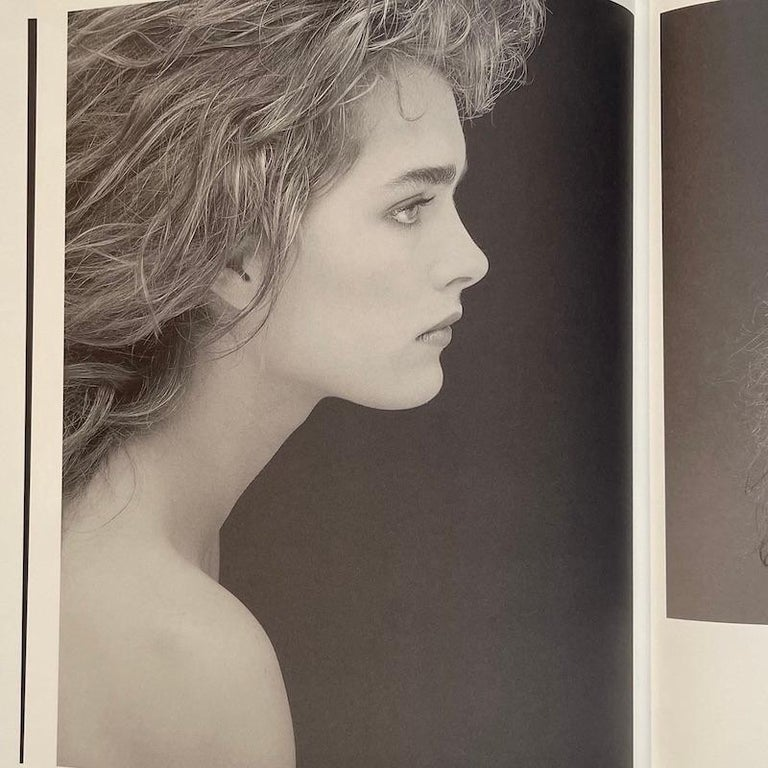 Modern Robert Mapplethorpe, Some Women, Joan Didion, 1989