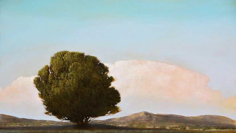 Robert Marchessault Landscape Painting - Colotito