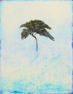 The Water Tree, Robert Marchessault, Oil & Acrylic on Canvas