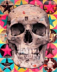 Robert Mars, 'A Chance To Move Ahead' Skull, 2019