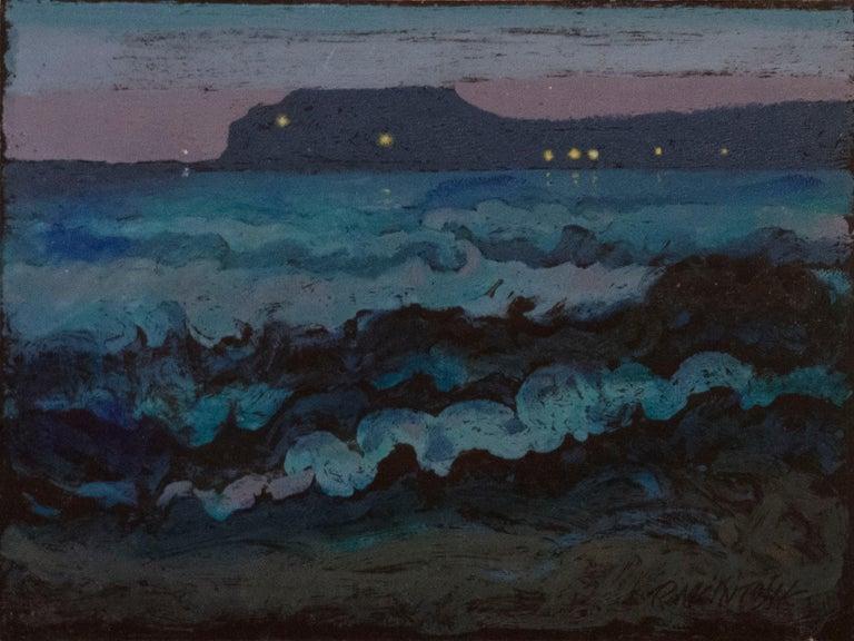 Robert McIntosh Landscape Painting - Point Dume #2