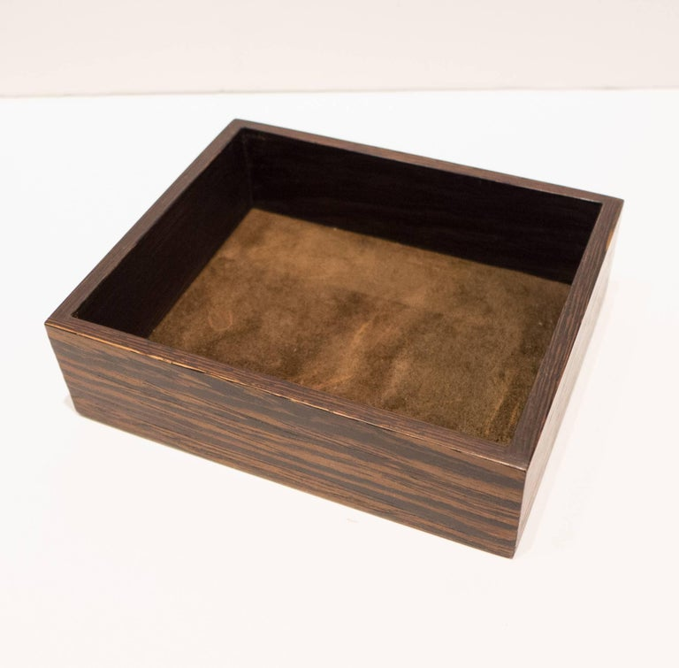 Robert McKeown Box with Resin Inlay For Sale 1