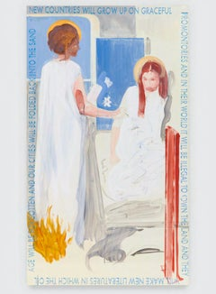 Annunciation Painting (New Countries)