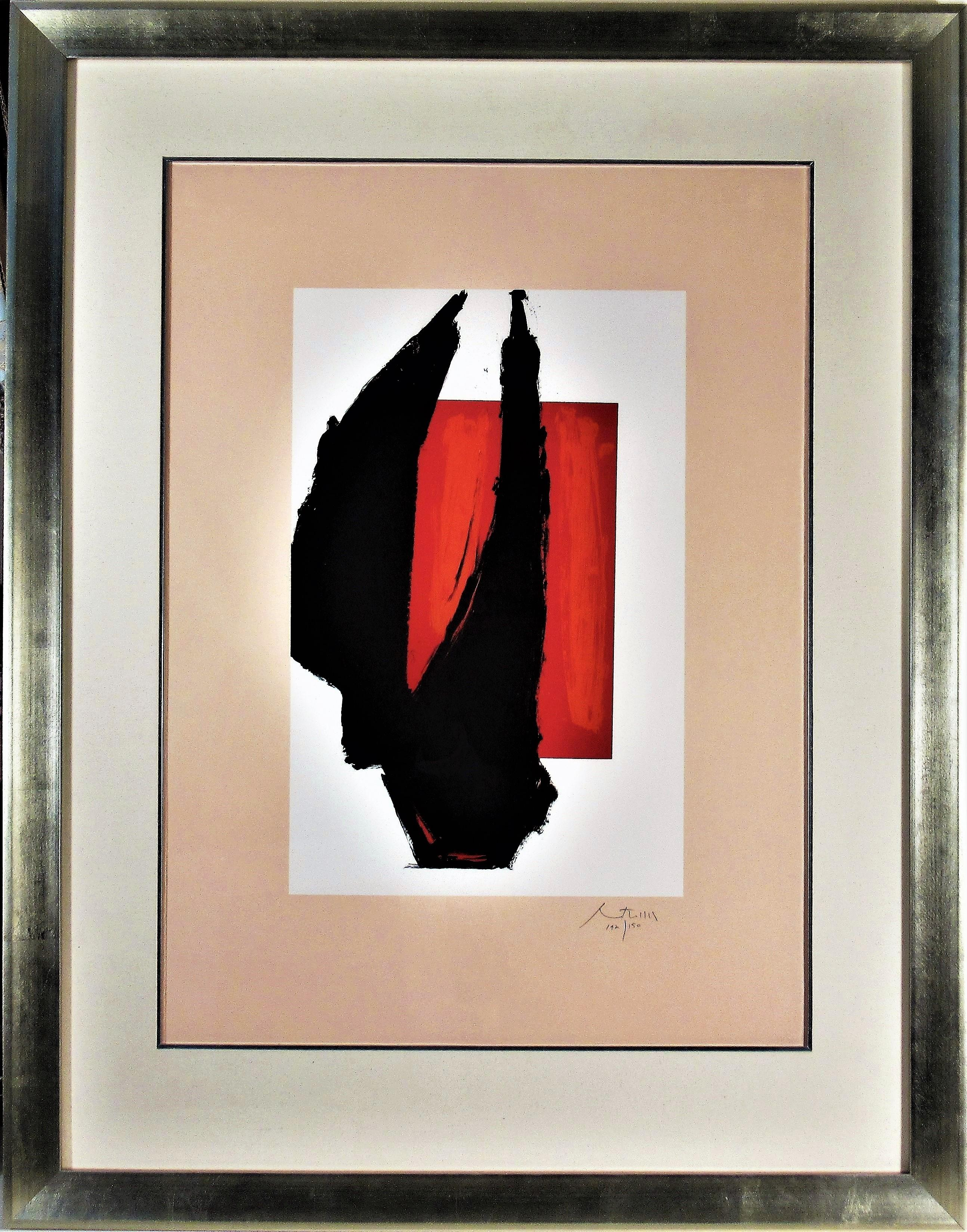 Art 1981 Chicago, large lithograph