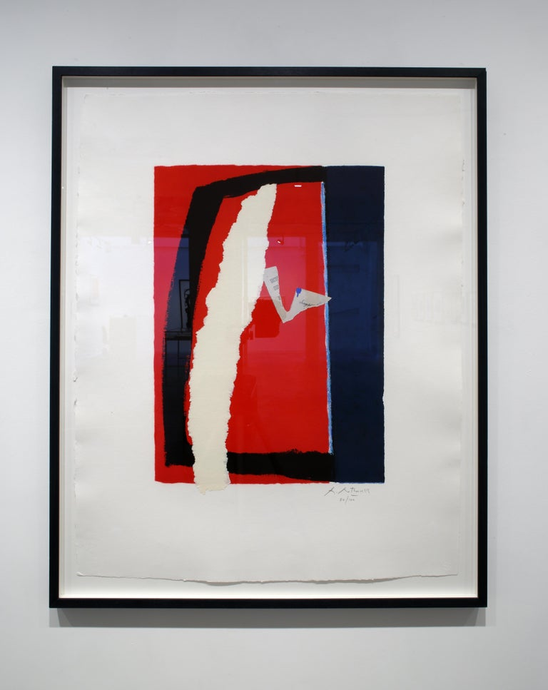 Game of Chance - Print by Robert Motherwell