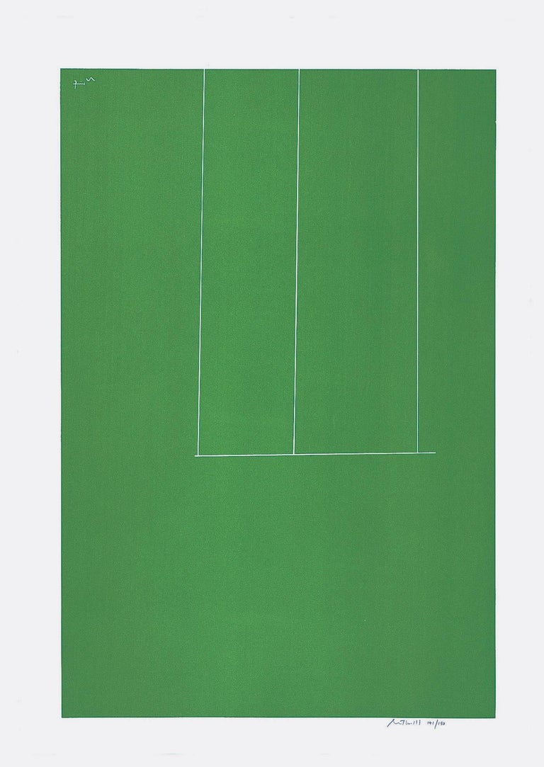 London Series I: Untitled (Green)