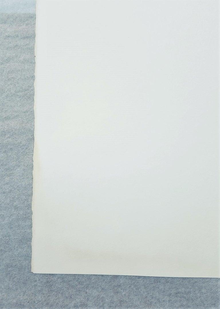 Peace Portfolio I: Untitled - Print by Robert Motherwell