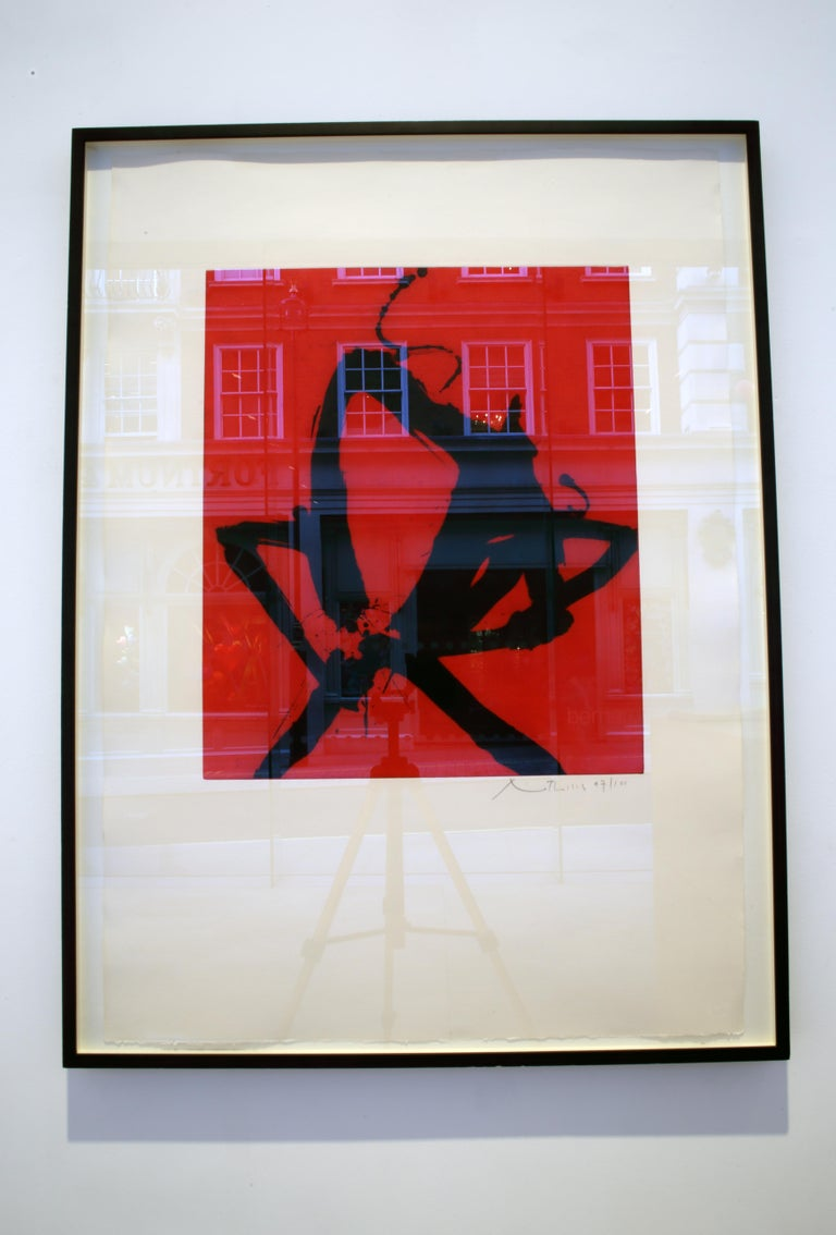 Red Sea I - Print by Robert Motherwell