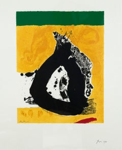 "Robert Motherwell ""Basque Suite No. 4"""