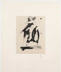 "Robert Motherwell ""Untitled (Octavio Paz Suite)"""