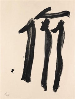 The Dalton Print, Robert Motherwell