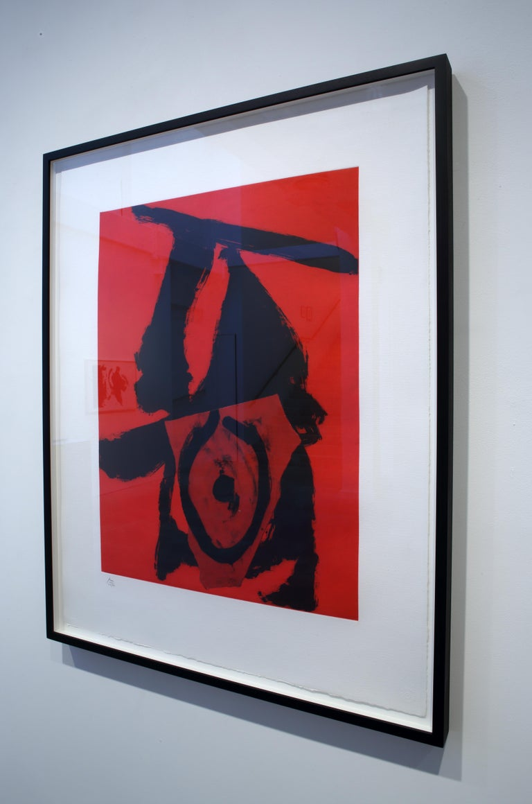 Aquatint, lift-ground etching and aquatint and collage Edition of 40 78.7 x 63.5 cms (31 x 25 ins)