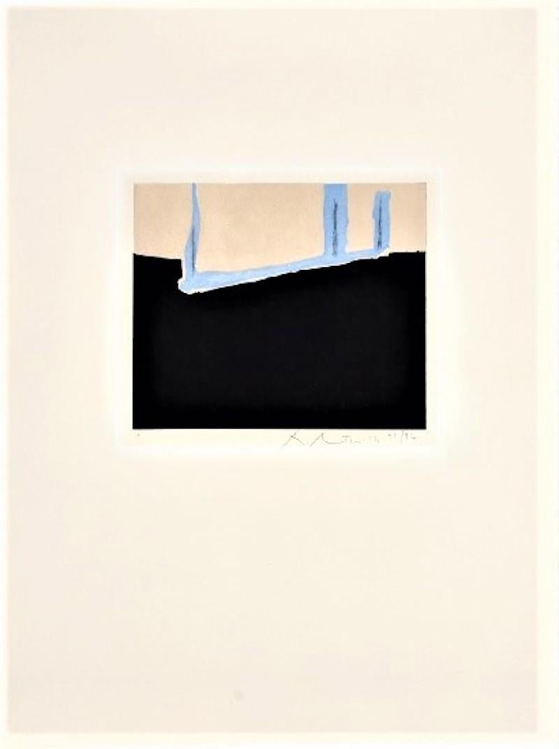 Untitled, by Robert Motherwell