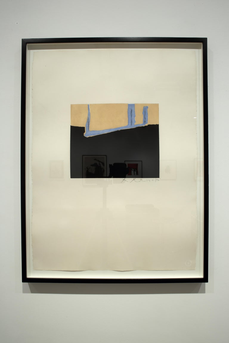 Untitled - Print by Robert Motherwell