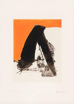 Untitled, from the Basque Suite, Robert Motherwell