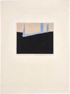 Untitled, Robert Motherwell