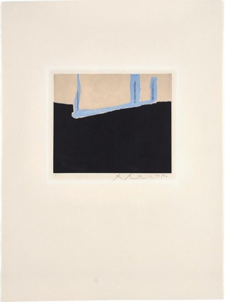 Untitled, Robert Motherwell - Print by Robert Motherwell